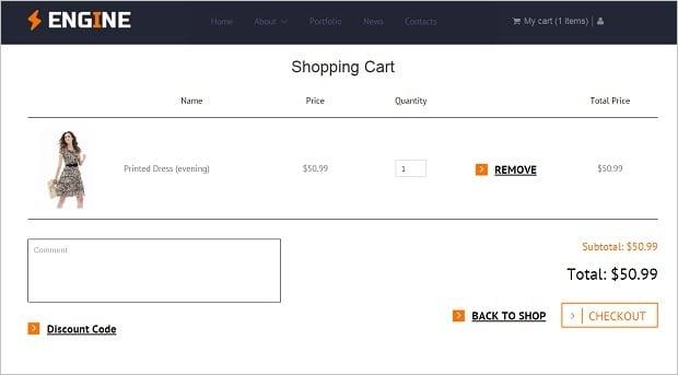 increase online sales - motocms