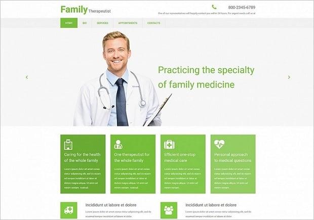 дизайн медицинских сайтов - 55334