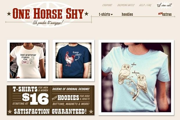 Как увеличить продажи - onehorse-special