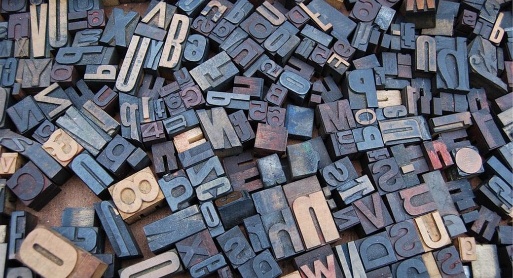 как стать веб дизайнером без помощи других - соединение шрифтов и типографика