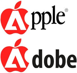 Adobe new logo