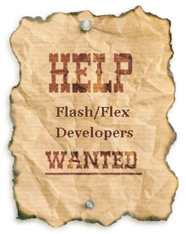 flash-flex-developers-wanted