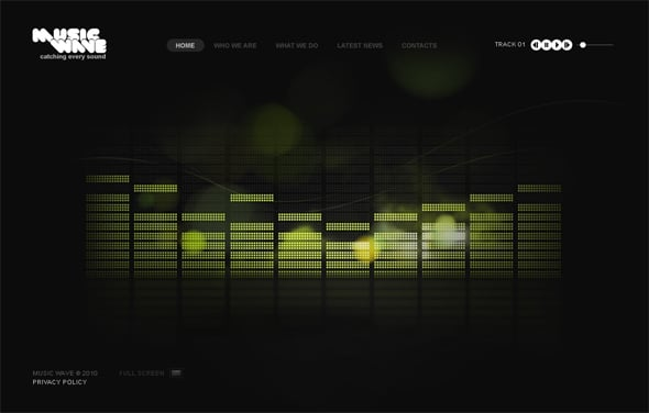 flash-cms-template-equalizer
