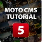 Creating Flash Website with Moto CMS Standalone - Part 5: Holders Animation