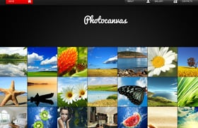 grid photo gallery template