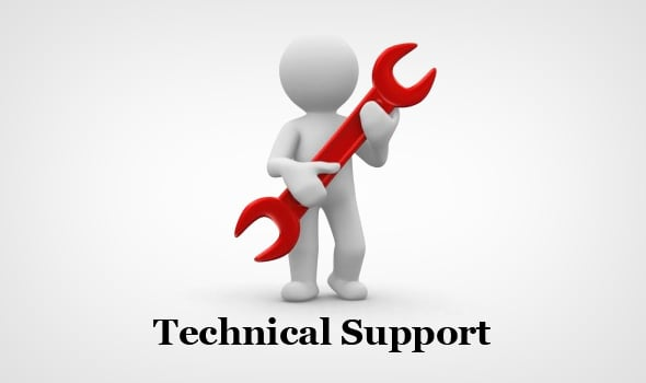 Hosting Technical Support