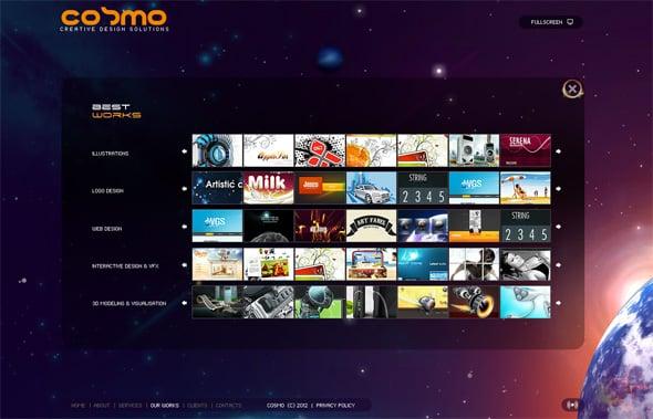 Web Design Company Template