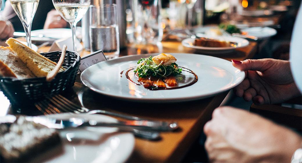 Как создать сайт для ресторана или кафе
