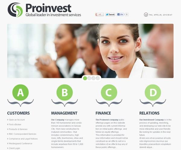 Готовый сайт для вашего бизнеса