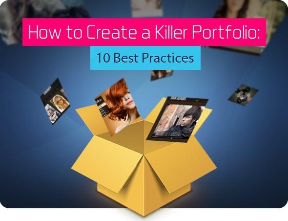 How to create a killer portfolio