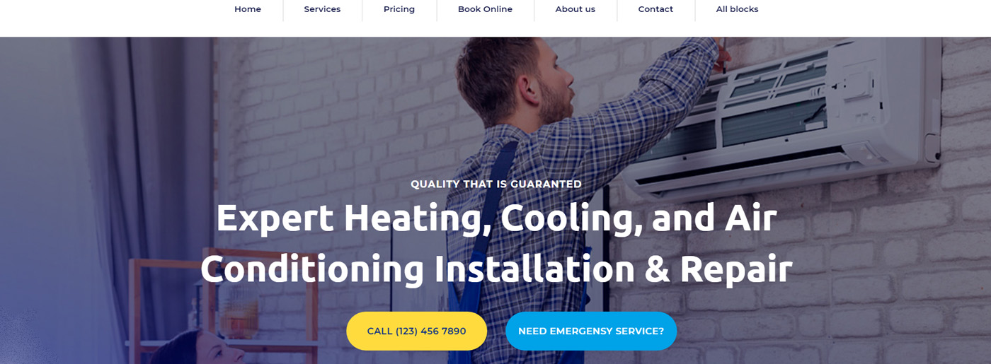 How to Create a Landing Page that Works for Home Service Companies