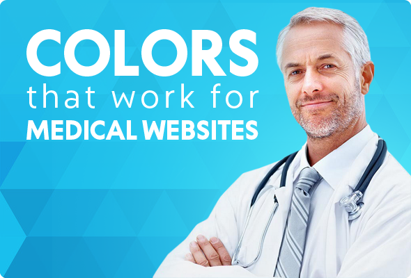 Medical Website Templates Colors