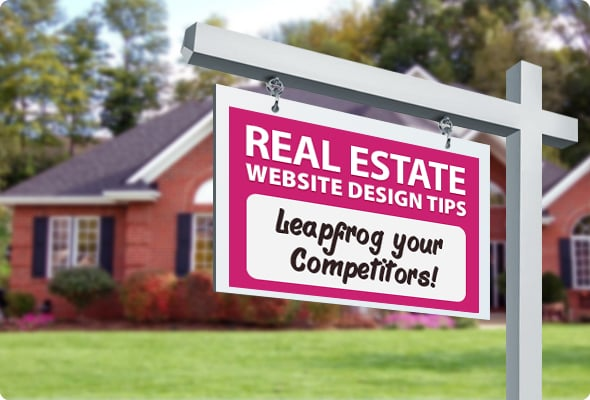 Real Estate Web Design Tips