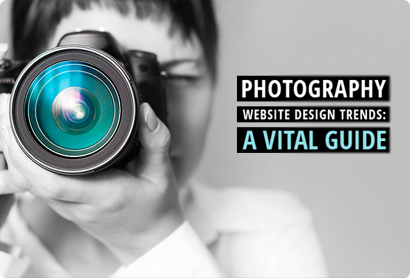 Photography Website Design Trends