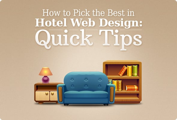 How to Pich the Best Hotel Web Design