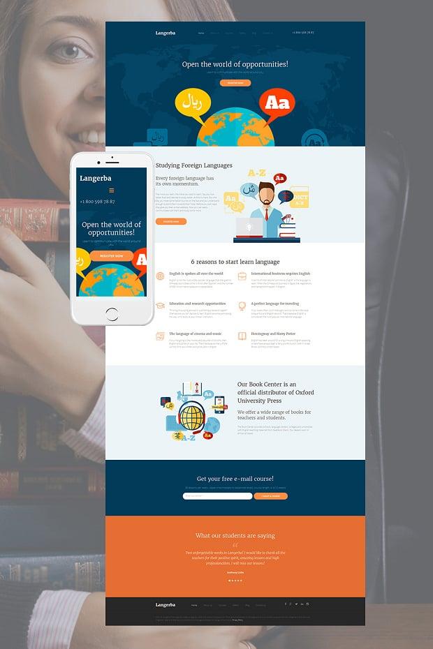 Wie man eine Bildungs-Website erstellt: professionelle Tipps