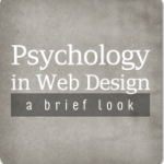 Psychology in Web Design: a Brief Look
