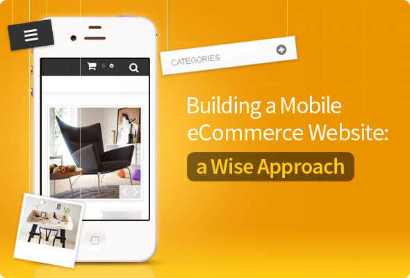 Build a Mobile eCommerce Website