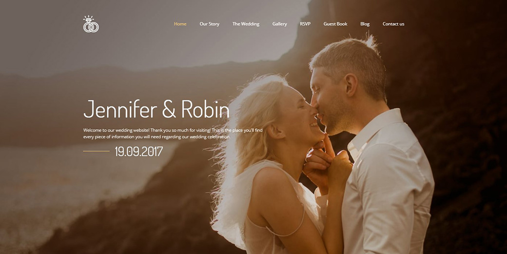 Wedding Color Palette image