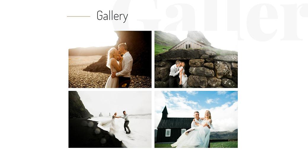 Wedding Gallery image