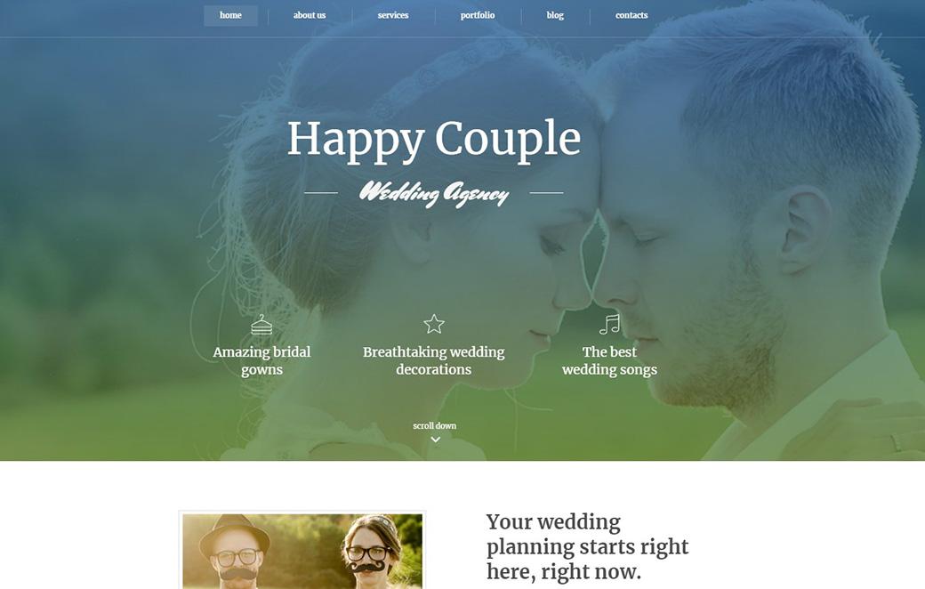 Wedding Planner design image