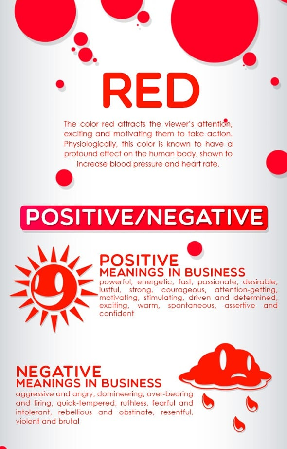 Branding with Red