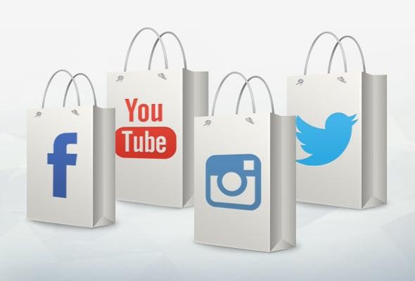 Use Social Media for Online Store