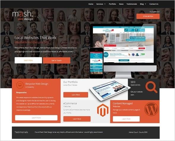 Mash Webdesign