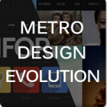 Metro Design Style 2-Year Evolution - Things Lost and Gained