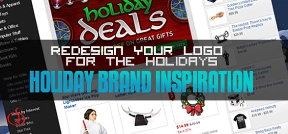 Best Web Design Articles - Redesign Your Logo for the Holidays