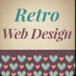 6 Retro Web Design Distinctive Features with Examples