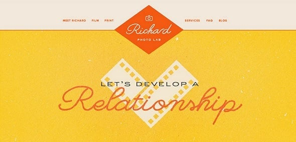 The Secrets to Using Large Expressive Type on Websites