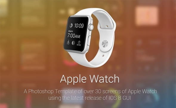 24 Free Apple Watch Templates for Your Perfect Mockup