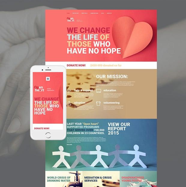 Wie man eine Wohltätigkeit Website in 9 Schritten erstellt
