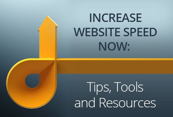 Increase Website Speed - main