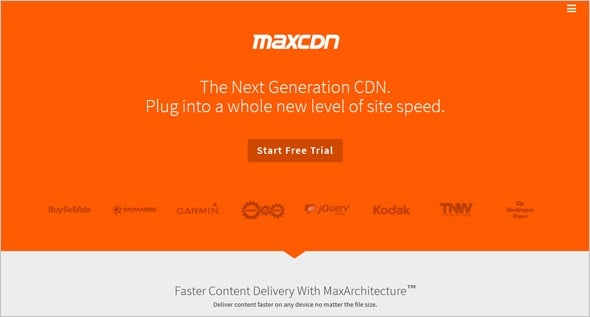 Increase Website Speed - MaxCND
