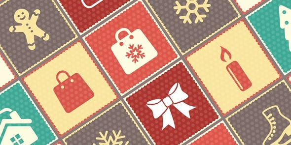 Web Design Freebies - 50 Free Christmas Icons 2014