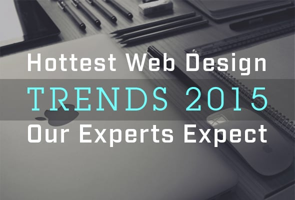 Web Design Trends 2015 - main