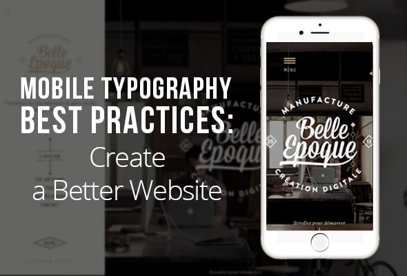 Mobile Typography Best Practices