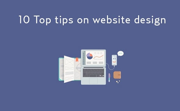 10 Top Tips on Website Design for Small Businesses