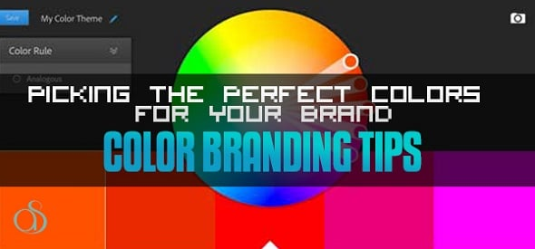 Picking the Perfect Colors for Your Brand