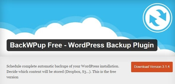 Website Backup Tips - BackWPup