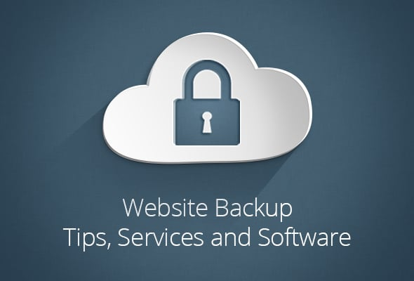 Website Backup Tips - main