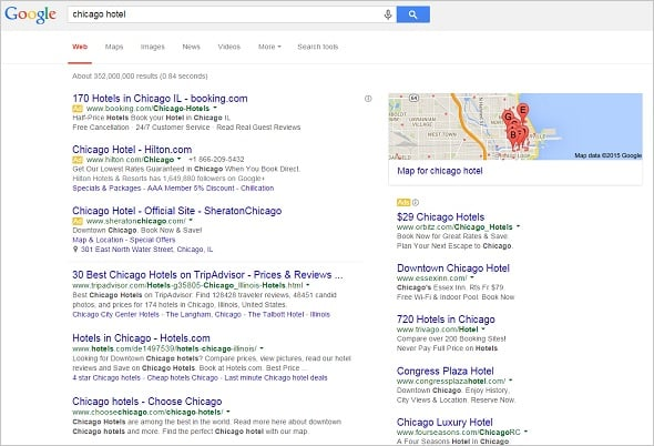 Local SEO Tips - Google 3-Pack SERP