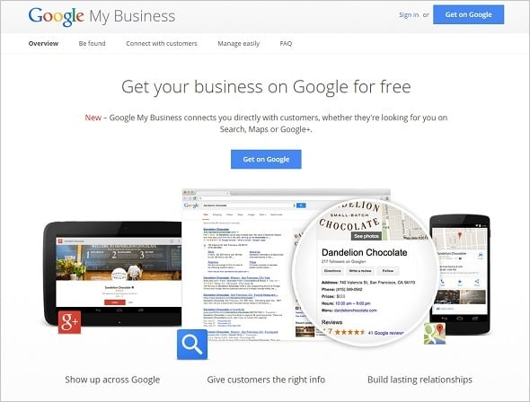 Local SEO Tips - Google My Business