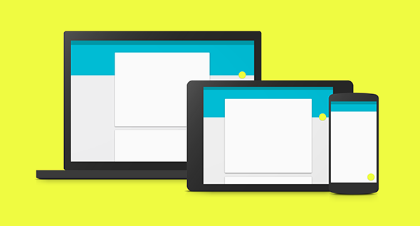 Ux Trends of 2015 Material Design
