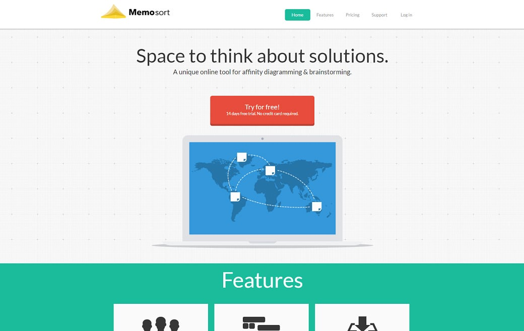 UX design tools - memosoft