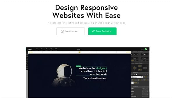Web Design Tools 2015 - Froont