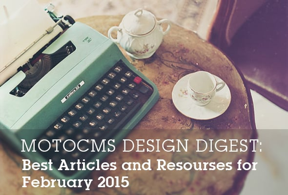 best Web Design Articles for February