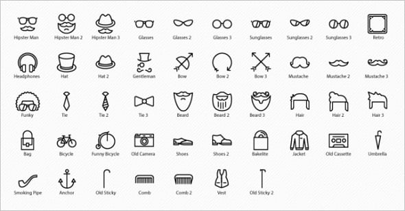 Just Creative - Six FREE Icon Packs + More of my Favorite Icons